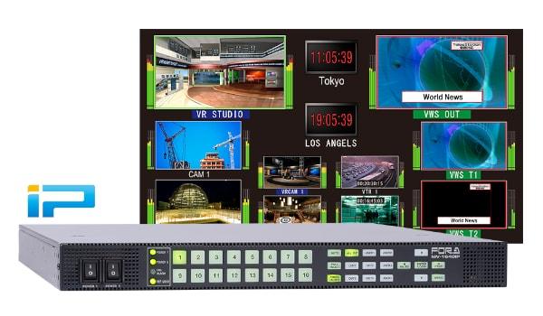 IP Mult-Viewer MV-1640IP